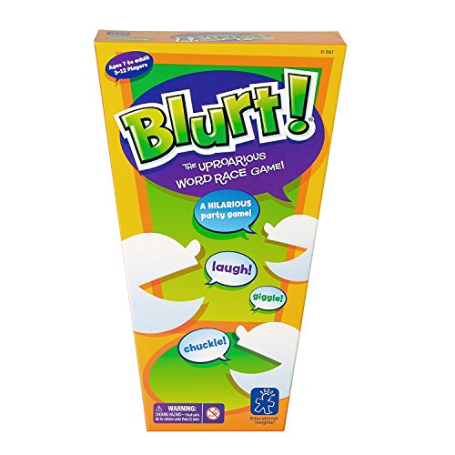 Learning Resources EI-2917 Blurt, Brettspiel. Model number  EI-2917