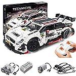 Tosbess Technic Auto Sportiva, 2,4Ghz RC Drift Car con Motore e Telecomando, 2289 Pezzi Blocchetti di Costruzione… LEGO