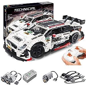Tosbess Technic Auto Sportiva, 2,4Ghz RC Drift Car con Motore e Telecomando, 2289 Pezzi Blocchetti di Costruzione… Lego Outlet LEGO