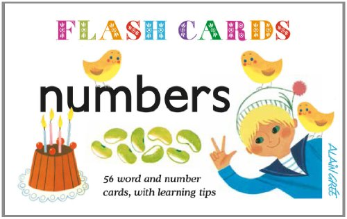 numbers-flash-cards