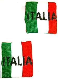 ITALIE POIGNETS EPONGE 2
