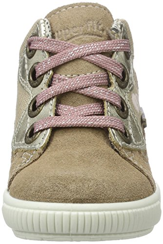 Superfit Moppy Surround, Chaussures Marche Bébé Fille Beige (cameo Kombi)