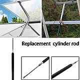 Prom-near Solar automatic window opener Solar automatischer Fensteröffner automatischer fensteröffner gewächshaus 30 cm x 1,5 cm x 3 cm