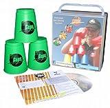 Produkt-Bild: Flash Cups 1005GRÜN - FlashCups grün, i. Btl., mit DVD