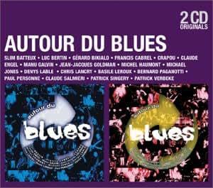 Coffret 2 CD : Autour du Blues Vol. 1 / Autour du Blues Vol. 2