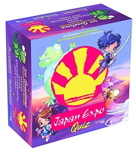 Boîte Japan expo quiz: 300 questions pour explorer la culture japonaise avec Japan Expo ! (Heroes)