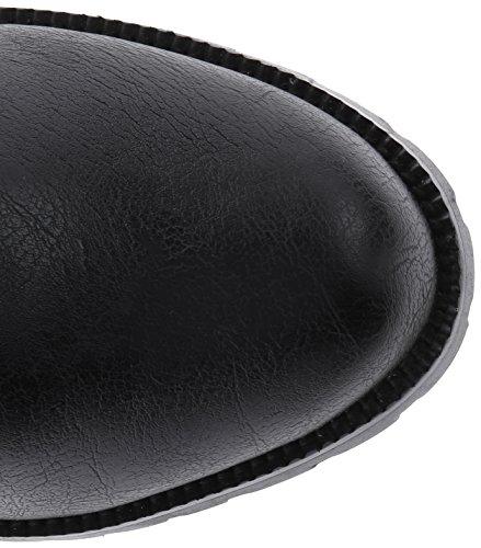 Bella Vita Anya II Plus Wide Calf Damen Breit Mode-Knie hoch Stiefel Black