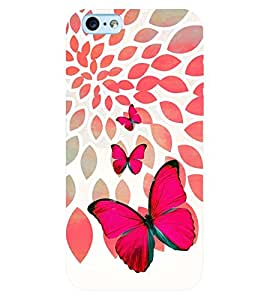 PRINTSWAG BUTTERFLY Designer Back Cover Case for APPLE IPHONE 6