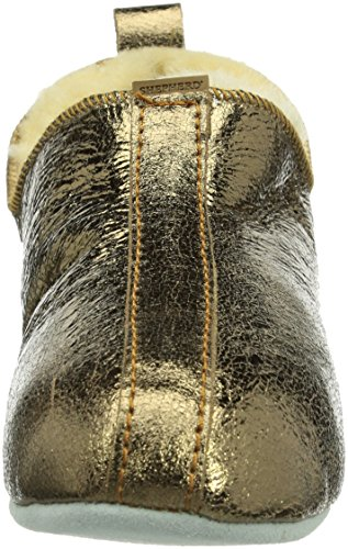 Shepherd Lina Slipper, Chaussons Doublé Chaud Femme Or (Gold 84)