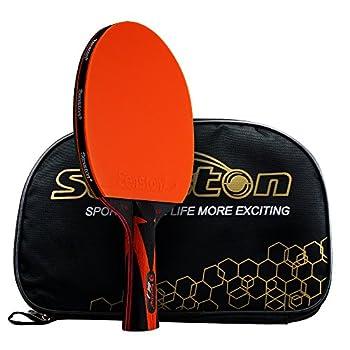 senston ITTF Bate de Tenis...