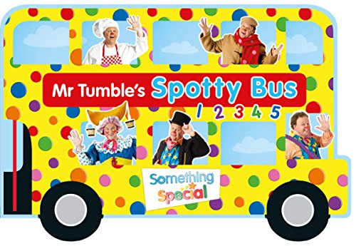 Image of Something Special: Mr Tumble's Spotty Bus