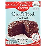 Betty Crocker - Devil's Food Cake Mix 425 g - [Pack de 6]