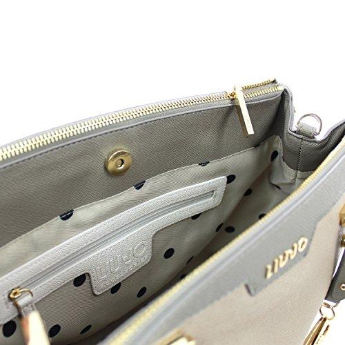 Liu Jo Shopping Zip Cannes Shopper Tasche 15 cm champ
