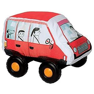 Manhattan Toy Bumpers Hatchback Toy Vehicle para niños pequeños