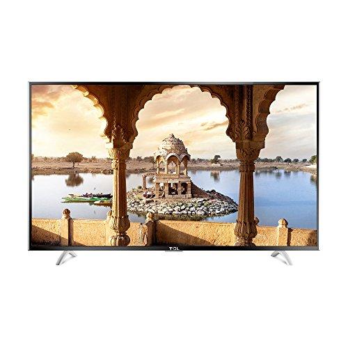 TCL L55P1US 139.7 cm (55 inches) 4K Ultra HD Smart LED TV (Black)