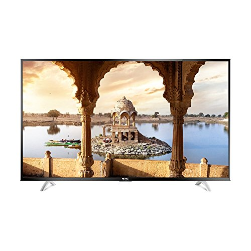 TCL 139.7 cm (55 inches) L55P1US 4K Ultra HD Smart...