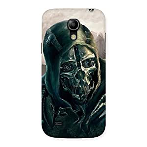 Delighted Deadly Skull Back Case Cover for Galaxy S4 Mini