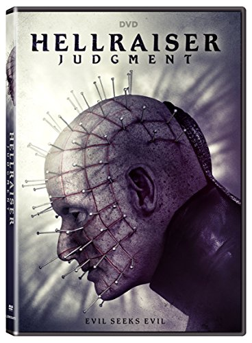 Preisvergleich Produktbild HELLRAISER JUDGEMENT - HELLRAISER JUDGEMENT (1 DVD)