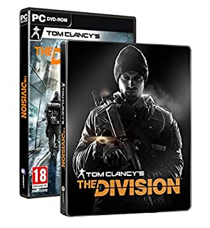 The Division + Steelbook Exclusif Amazon (B0193VYY5I) | Amazon price tracker / tracking, Amazon price history charts, Amazon price watches, Amazon price drop alerts
