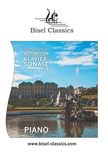 Klaviersonate Nr. 1/Piano Sonata No. 1: Piano Solo (Bisel Classics Book 221) (English Edition)