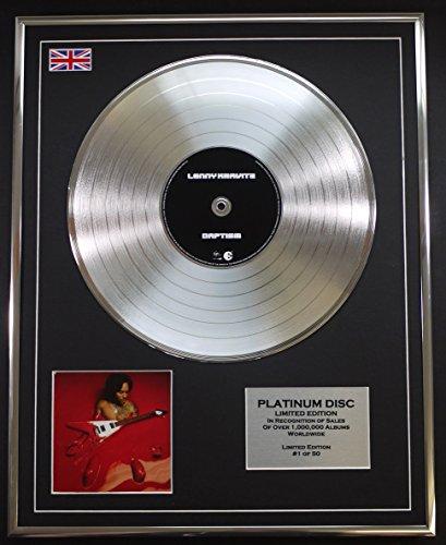 LENNY KRAVITZ/LTD Edizione CD platinum disc/BAPTISM
