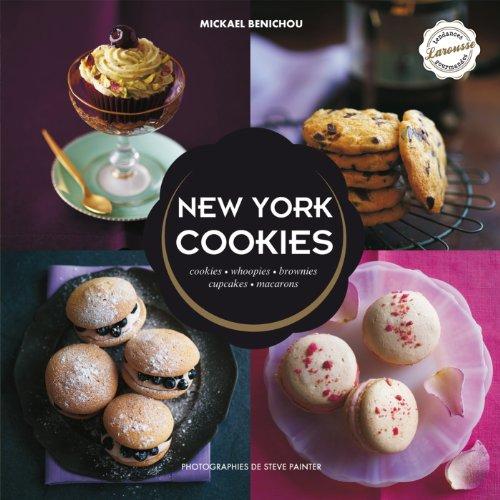 New York cookies par Mickael Bénichou