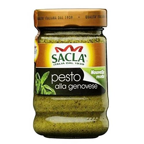 Pesto alla Genovese 190g - ( Prix Unitaire ) - Envoi Rapide Et Soignée