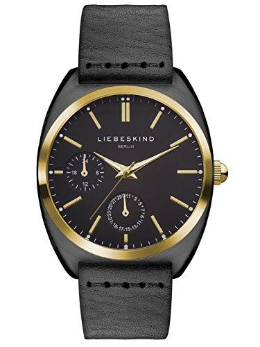Liebeskind Berlin Damen-Armbanduhr Analog Quarz LT-0044-LM
