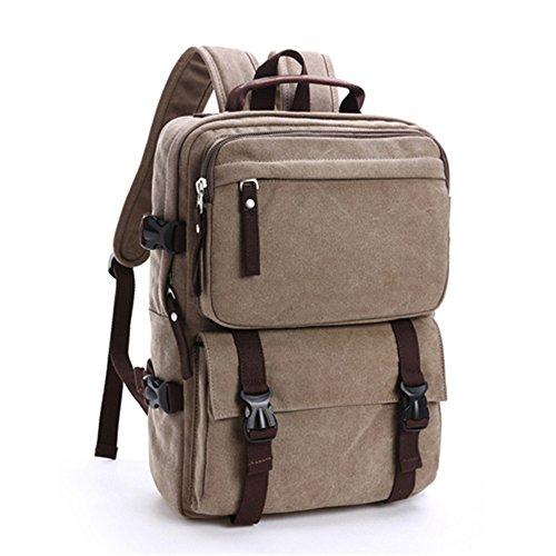 Borse portacomputer gli appassionati di alpinismo zaino esterno Zaini Trekking Outdoor Arrampicata Bag borsa di tela zaino (35L) (Blue) Gray