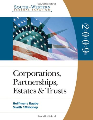 pkg-wft-corp-wests-federal-taxation-corporations-partnerships-estates-trusts