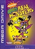 aaahh!!! Real Monster (pal) Sega Mega Drive MD