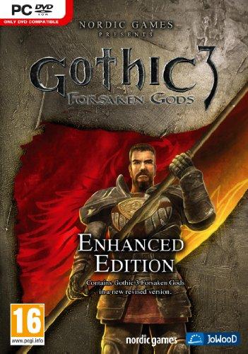 Preisvergleich Produktbild Gothic 3 Forsaken Gods - Enhanced Edition (PC DVD)