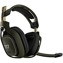Astro Gaming A50 - Auriculares (inalámbricos, con micrófono, USB), para XBOX, negro
