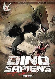 Dino-Sapiens Edition simple Tome 3