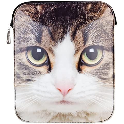 Mondo animale – Gatto grande face iPad