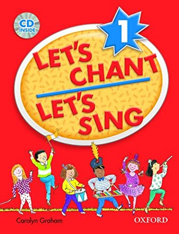 Carolyn Graham - Let's Chant, Let's Sing 1 : Book
