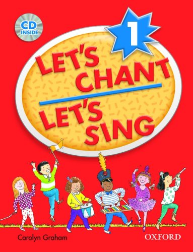 Descargar Libro Let's Chant, Let's Sing 1 : Book and Audio Cd de Carolyn Graham