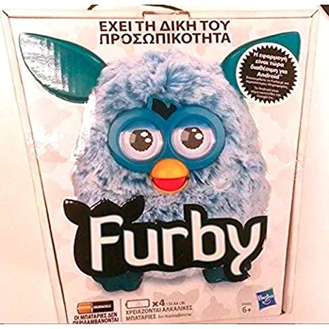 Furby 2.0nueva una mente de su propio 39834fría luz azul por fonógrafo