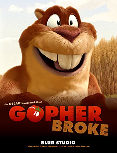 Gopher Broke Cover