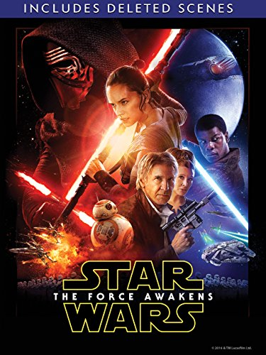 Image of Star Wars: The Force Awakens (With Bonus Content)