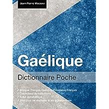 Dictionnaire Poche Gaélique (French Edition)