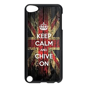 Design Durable Phone Cases Qkbvi Ipod Touch 5 Cell Phone Case Black British Flag Hard Back Cover Protector