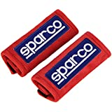 Sparco 01099_RS Almohadillas Mini, Rojo