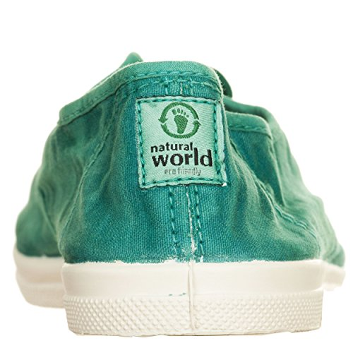 Natural World Sneakers Verde