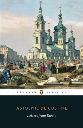 Letters from Russia (Penguin Classics) (English Edition) - Tank Ada