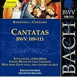 Bach, J.S.: Cantatas, Bwv 109-111