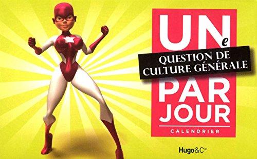 Une question de culture générale par jour 2012 par Collectif