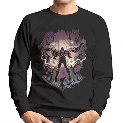 X Men Magneto Magnetic Confrontation Men's Sweatshirt