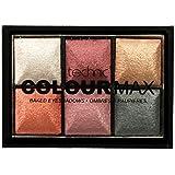 Technic Colour Max 6 Colour Baked Eyeshadows 6x2g-Treasure Chest by Technic