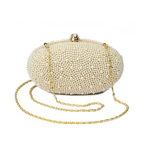 WiTa-Store Beauty Case da viaggio, H68 (oro) - 4060131042856 H68